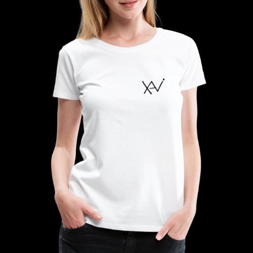 Xavi Basic White - Frauen Premium T-Shirt