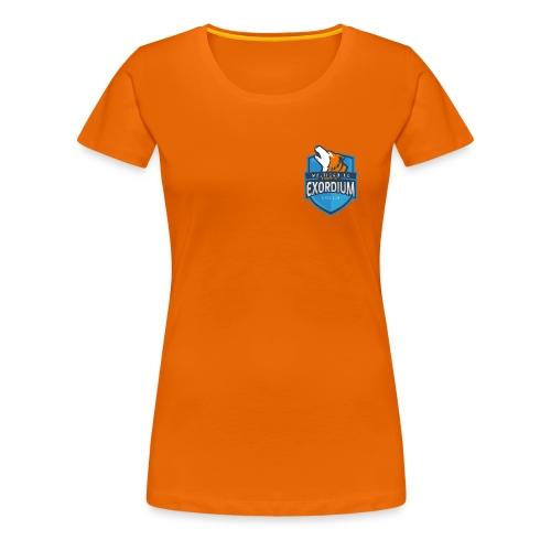 Emc. - Frauen Premium T-Shirt