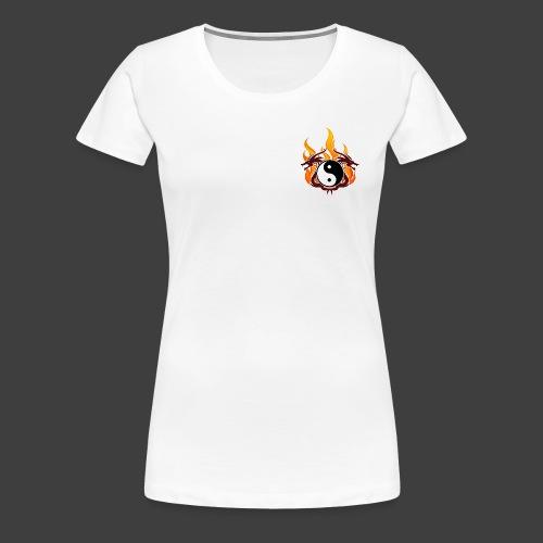 dragons - T-shirt Premium Femme