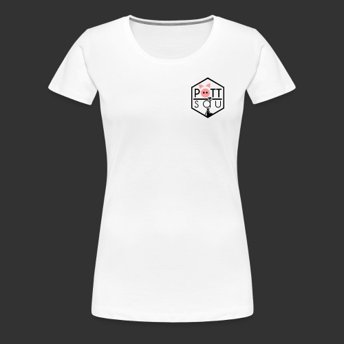 Pottsau - Frauen Premium T-Shirt