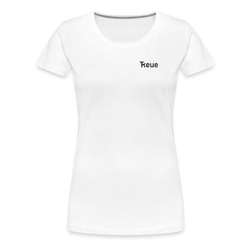 TReue - Frauen Premium T-Shirt