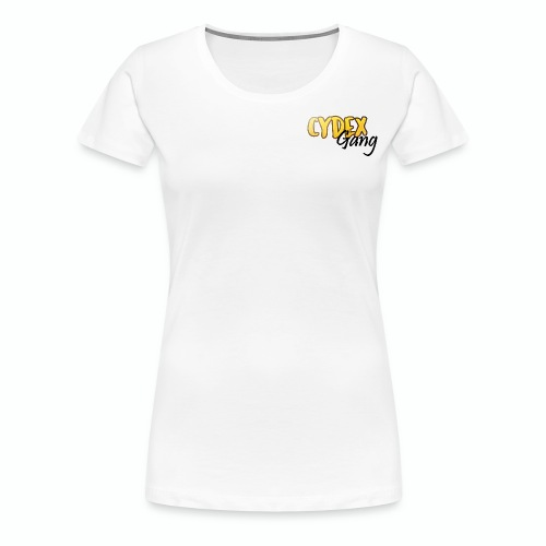 CydexGang - Premium T-skjorte for kvinner