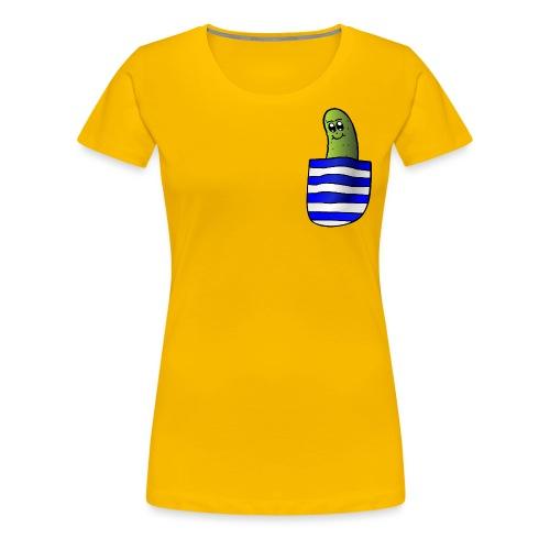 Pocket Pickle #1 - Maglietta Premium da donna