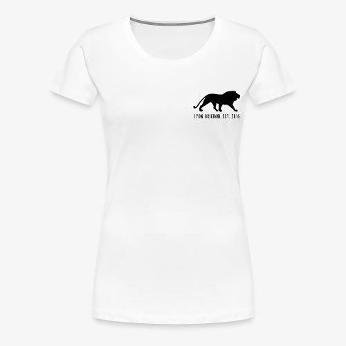 Lyon Original Est.2016 - Premium T-skjorte for kvinner