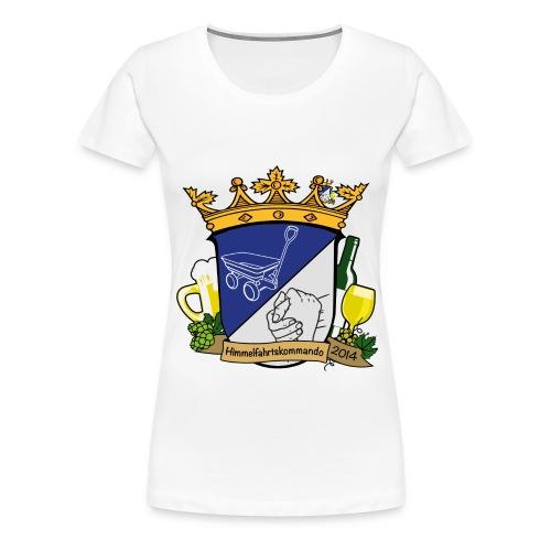 Wappen HimFahKom - Frauen Premium T-Shirt