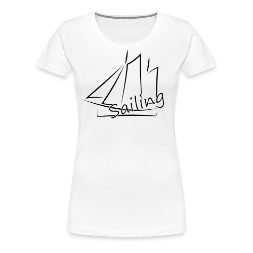 seglen - Frauen Premium T-Shirt