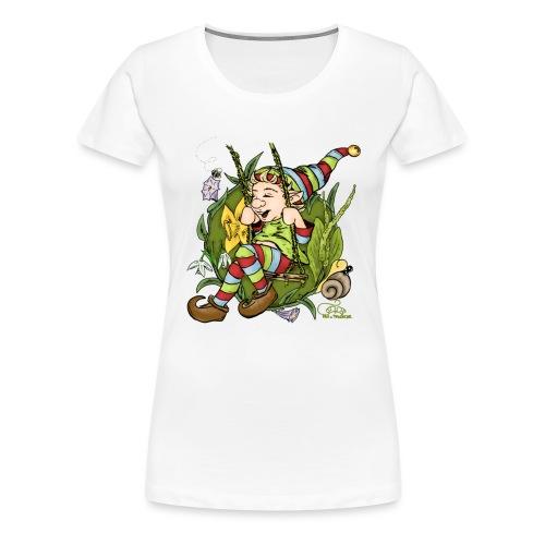 Schaukelwicht - Frauen Premium T-Shirt