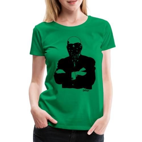 Gettonen - Naisten premium t-paita