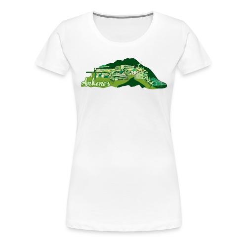 Ankenes - Premium T-skjorte for kvinner