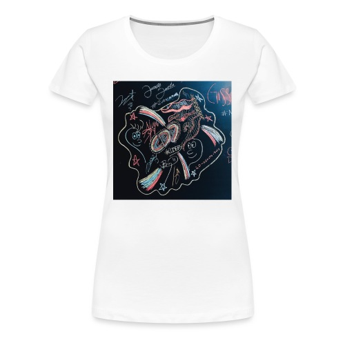 CD9 CARTEL - Camiseta premium mujer
