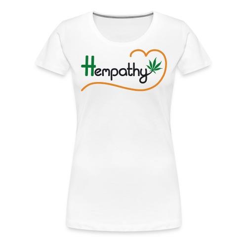 Hempathy - Frauen Premium T-Shirt
