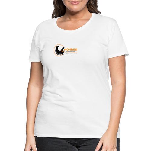 Möhren sind orange e.V. - Frauen Premium T-Shirt