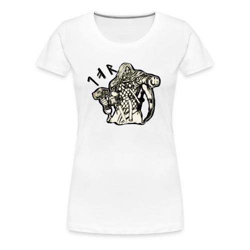 Tor och hammaren - Premium-T-shirt dam
