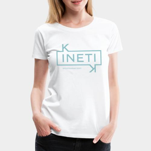 cinétique fitness gym sport - T-shirt Premium Femme