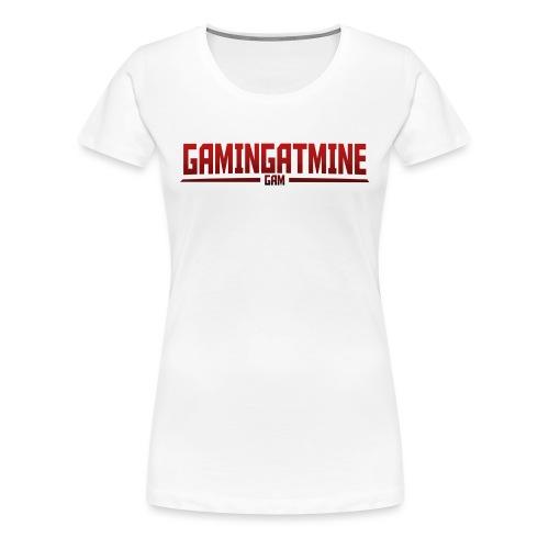 GAM TSHIRT DESIGN - Women's Premium T-Shirt