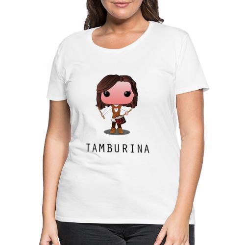 tamburina forenza - Maglietta Premium da donna