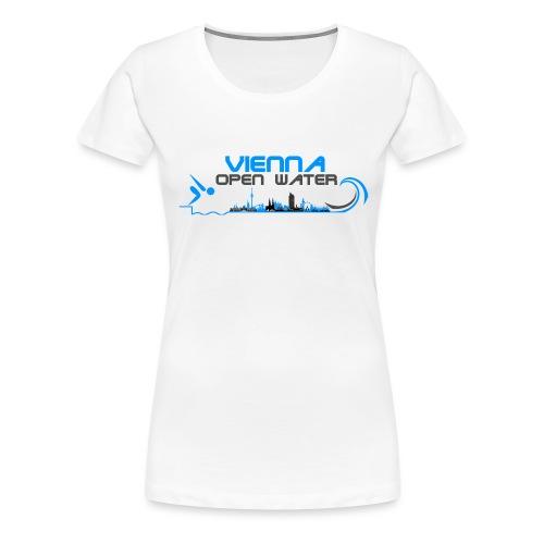 Logo VOW fb png - Frauen Premium T-Shirt