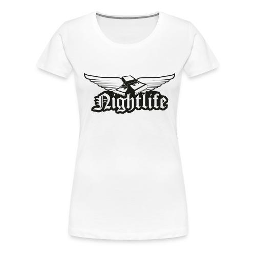 logo sw - Frauen Premium T-Shirt