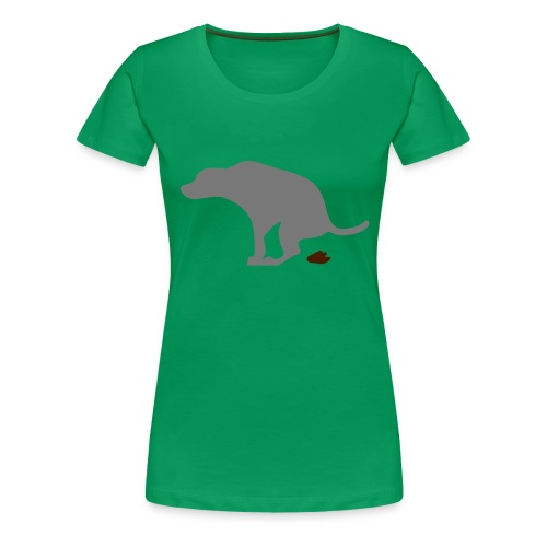 Hund - Frauen Premium T-Shirt