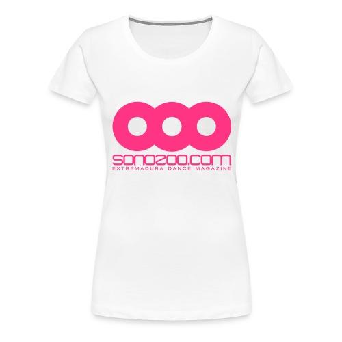 Sonozoo Wear - Camiseta premium mujer