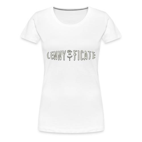 LdF gewölbt png - Frauen Premium T-Shirt