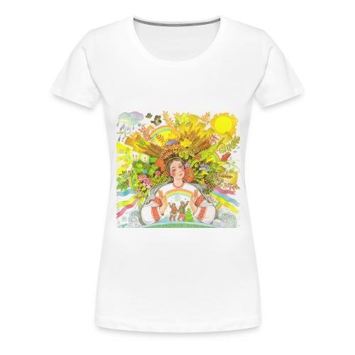Bèrèguinia - T-shirt Premium Femme