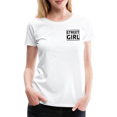 girl - T-shirt Premium Femme