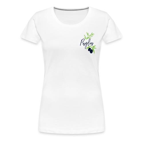 Puglia - Maglietta Premium da donna