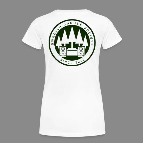 Forest Ravers - Green - Women's Premium T-Shirt