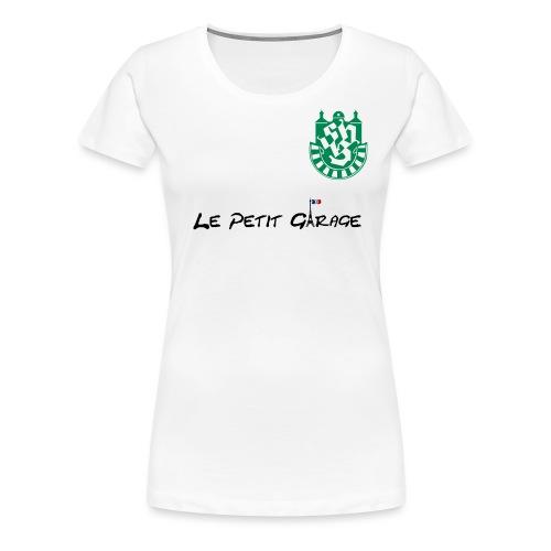 logogaragePNG - Frauen Premium T-Shirt