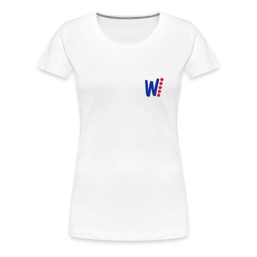 logospreadshirt - Frauen Premium T-Shirt