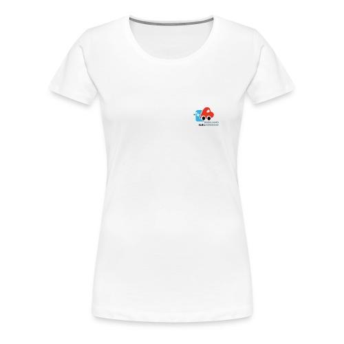 rebf2 converted - Premium T-skjorte for kvinner