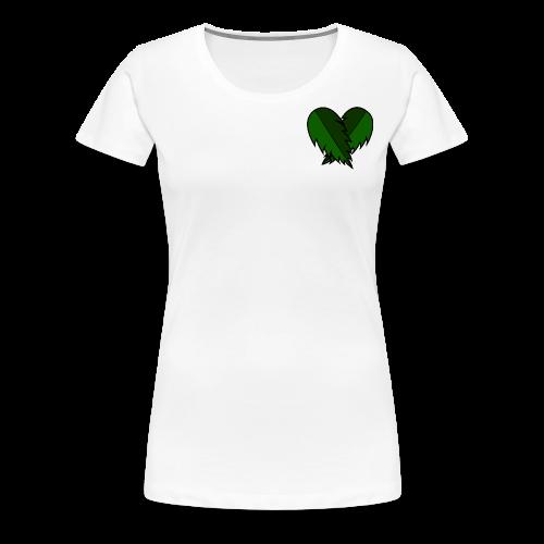 Weed&Love - Camiseta premium mujer