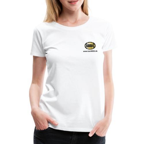 logoeinfach schwarz - Frauen Premium T-Shirt