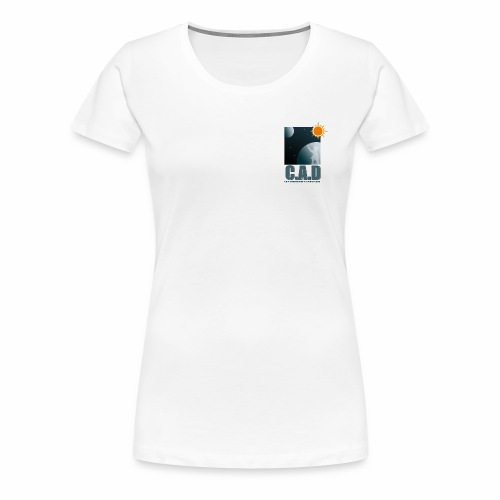 Logo CAD 2018 - T-shirt Premium Femme