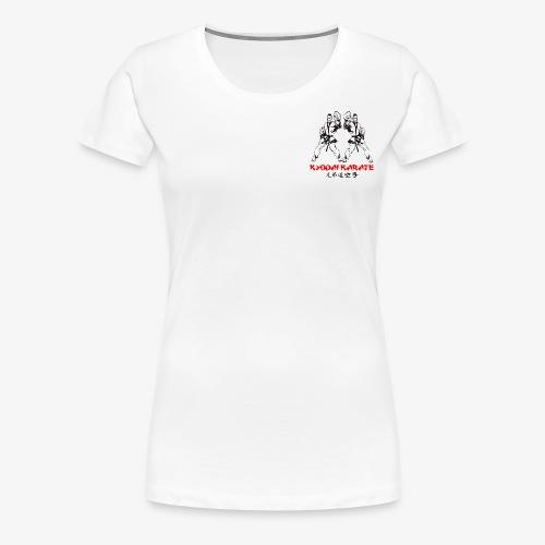 Kyodai Club Badge - Women's Premium T-Shirt
