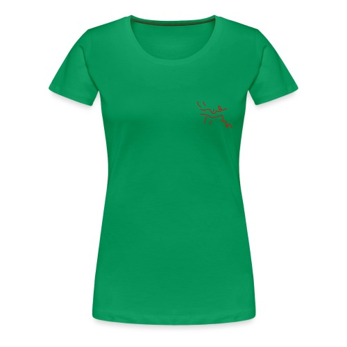 Lost in you - Women's Premium T-Shirt