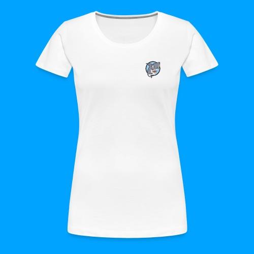 sharki merch - Women's Premium T-Shirt