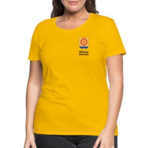 Möllinge kommun - Premium-T-shirt dam