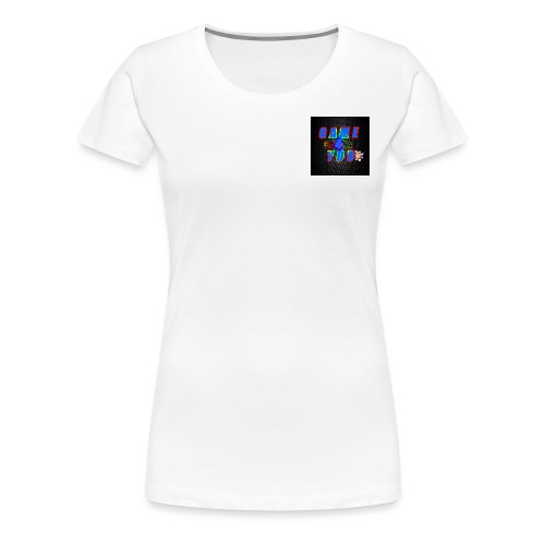Game4You - Vrouwen Premium T-shirt