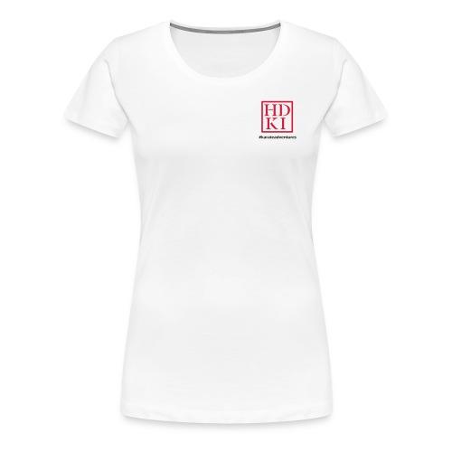 HDKI karateadventures - Women's Premium T-Shirt
