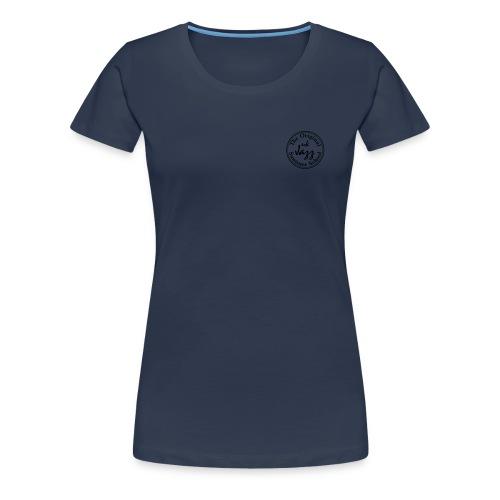 Spread Shirt Logo Badge - Women's Premium T-Shirt