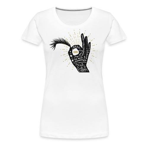 Palm - Women's Premium T-Shirt