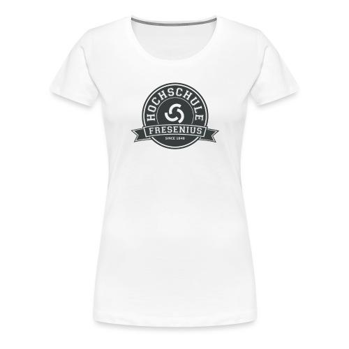 Campus Neutral - Frauen Premium T-Shirt