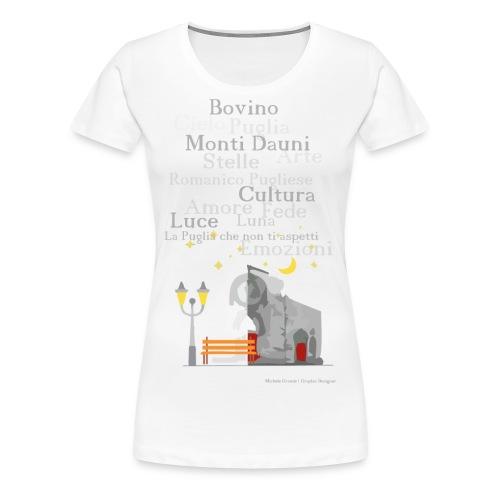 Duomo Graphic - Maglietta Premium da donna