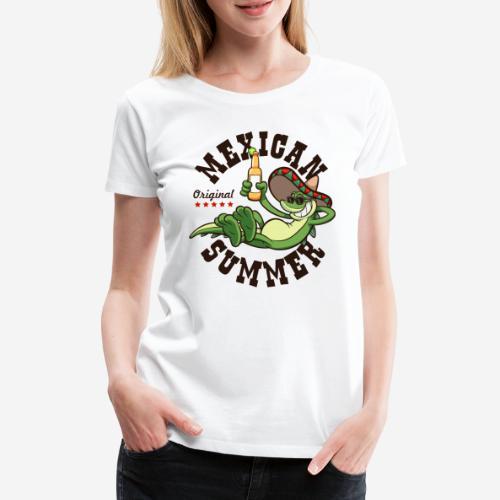 mexikanischer Sommer Mexiko - Frauen Premium T-Shirt