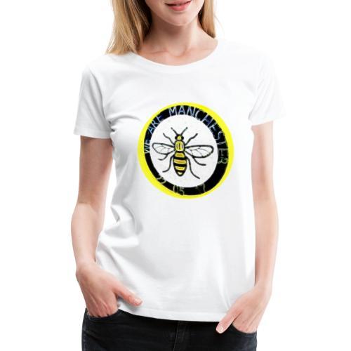 Manchester one love - Women's Premium T-Shirt