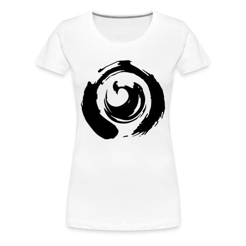 I am Netlight - Premium-T-shirt dam