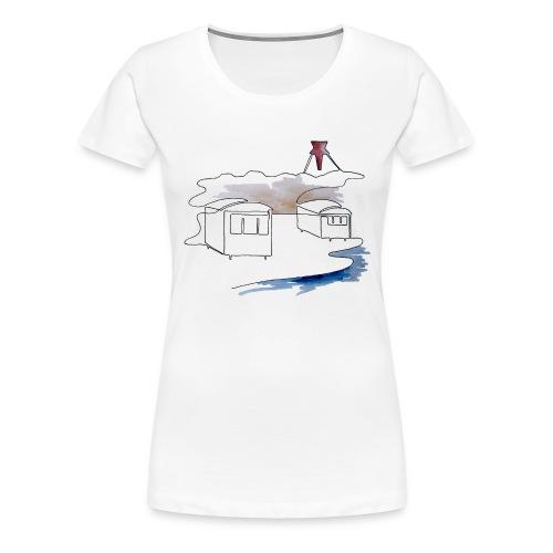 Blokhus 1 - Dame premium T-shirt