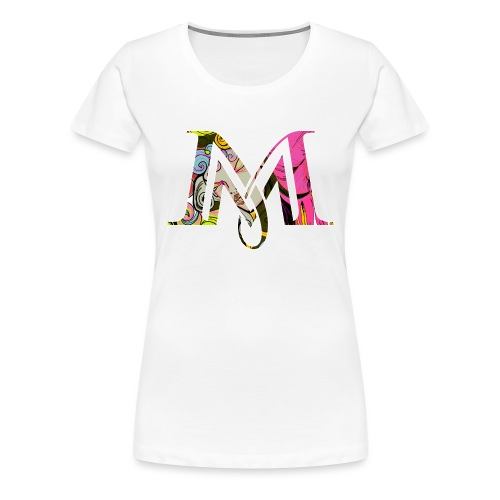 Magie Magic M | Tarot Design - Frauen Premium T-Shirt